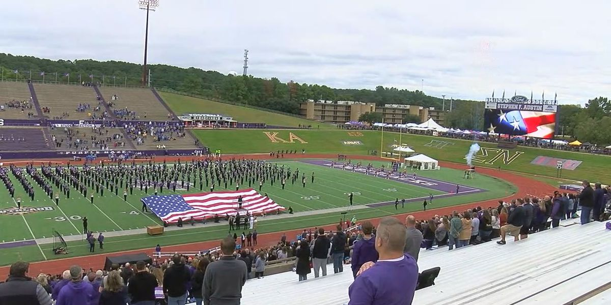 SFA ready to bring back athletes, working on plan for fans