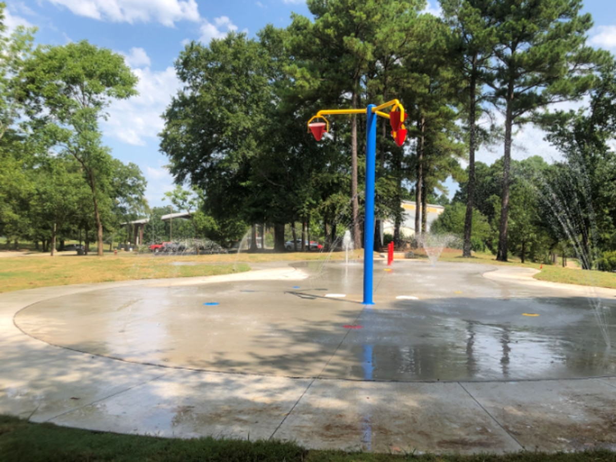 New splashpad at Tyler's Glass Recreation Center to open over the weekend