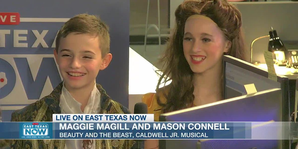 ETN: 'Beauty and the Beast Jr.' cast members speak about upcoming musical