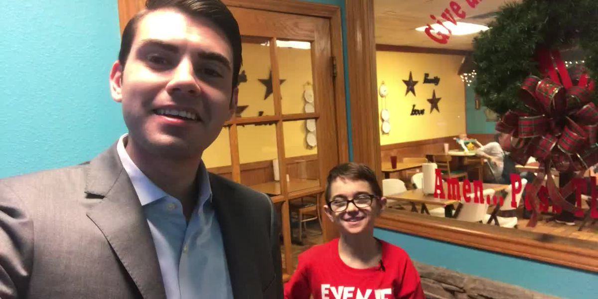 Web Xtra: AJ and friends Toy Drive