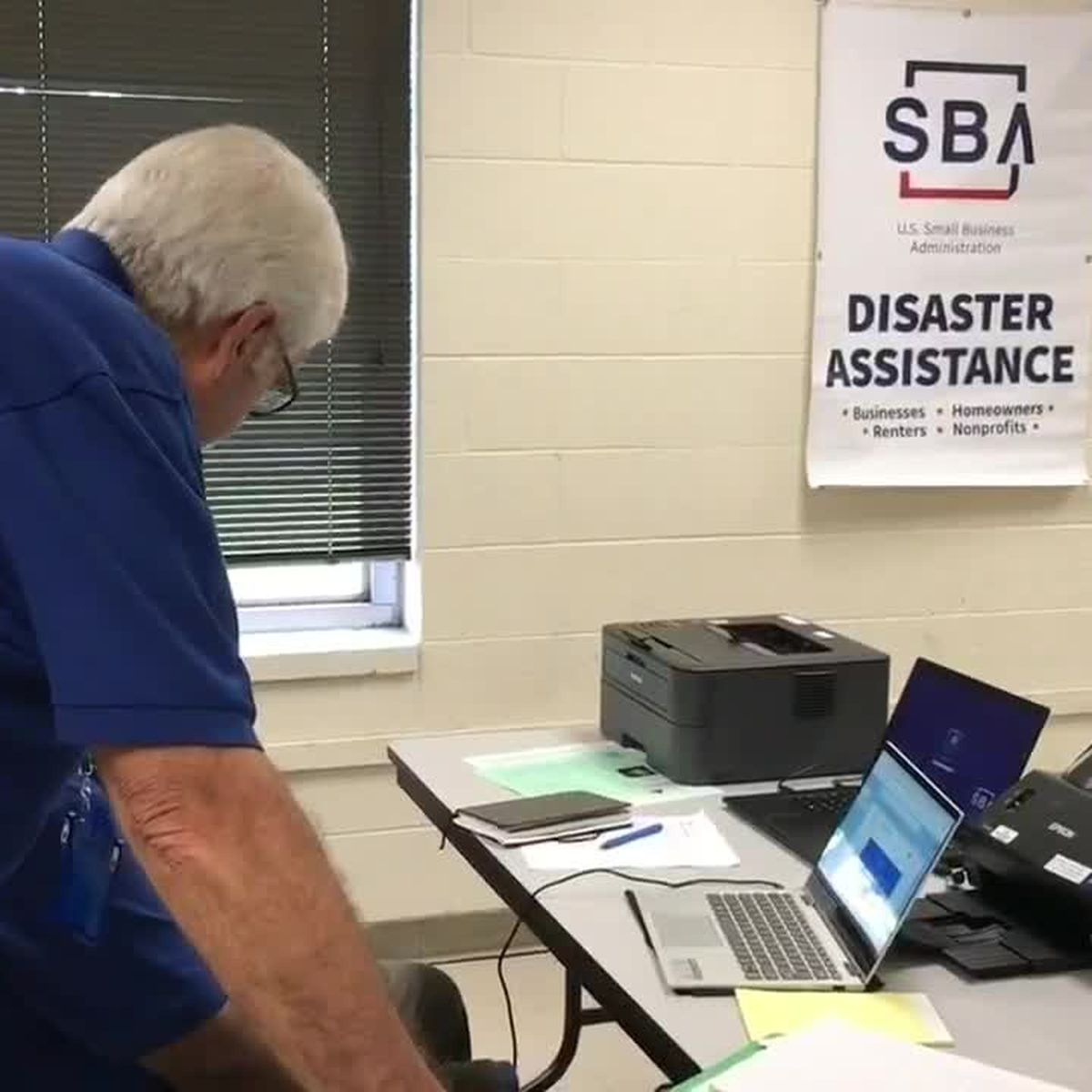 Disaster loan center offers help with Longview storm recovery