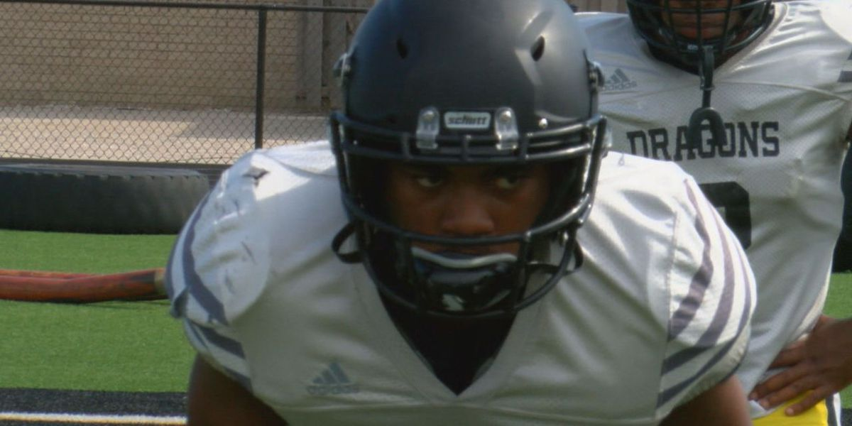 Nacogdoches Dragons adjusting to class and game week prep