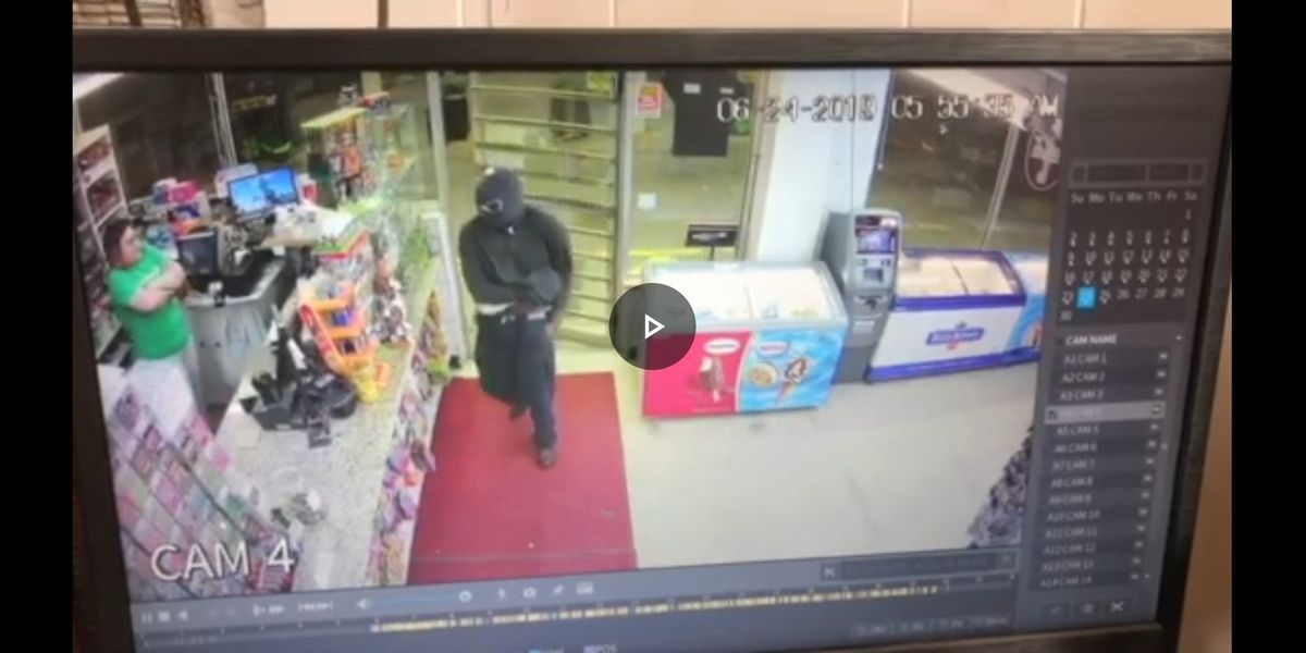 Sulphur Springs police investigating robbery at gas station