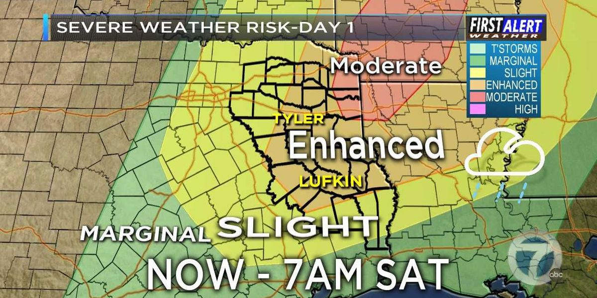 First Alert Weather day through tonight, strong to severe storms likely