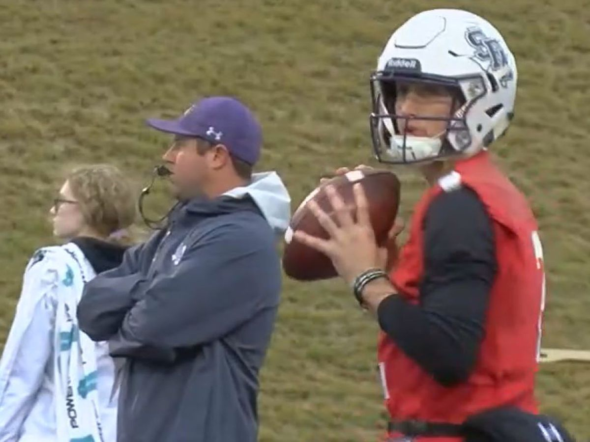 SFA football loses season opener with SWAC moving football to the spring