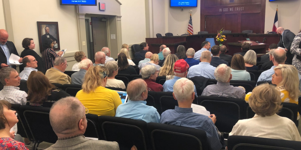 7OnScene: Tyler City Council Meeting, April 24