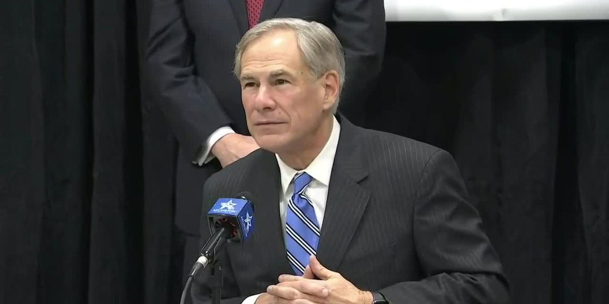 Gov. Abbott, DPS release statewide Homeland Security strategic plan