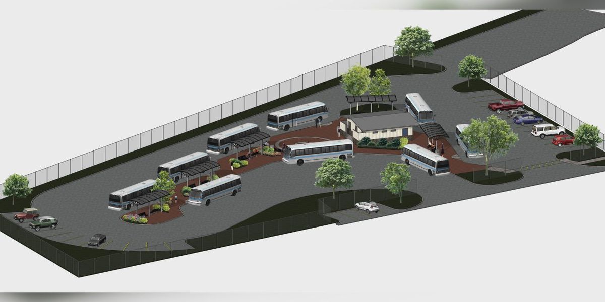 Longview City Council to vote on bids for new transportation center