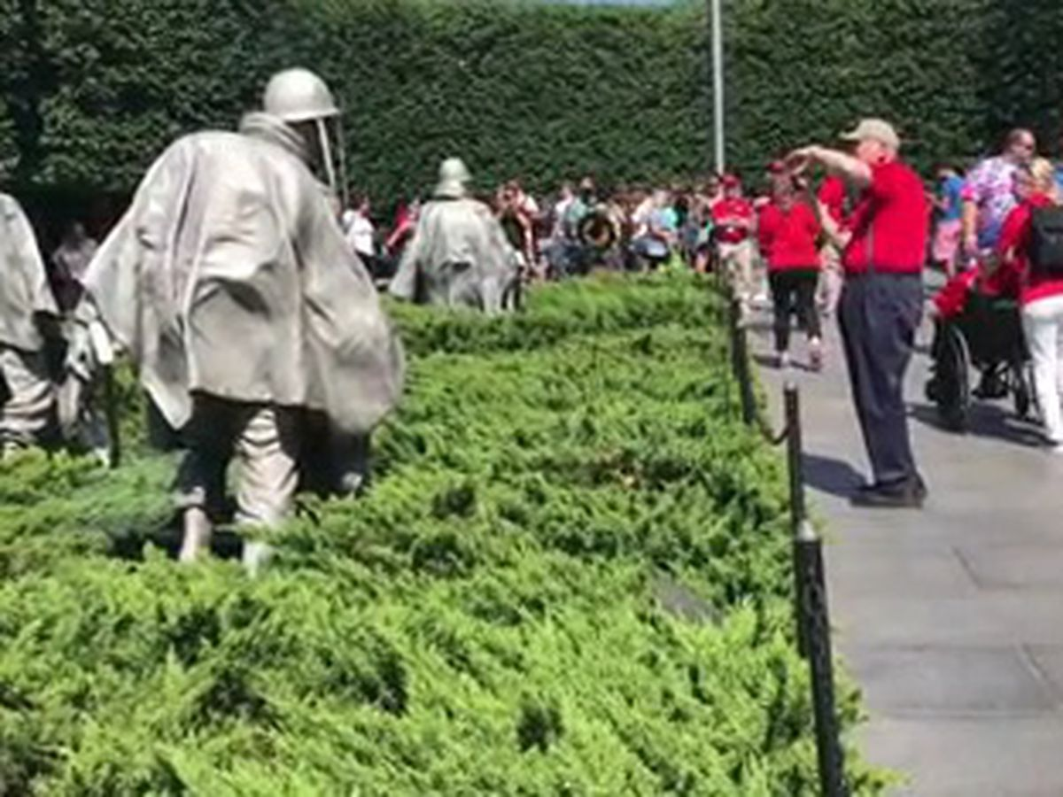Heroes Flight: Korean War Memorial brings proper reminders of 'The Forgotten War'