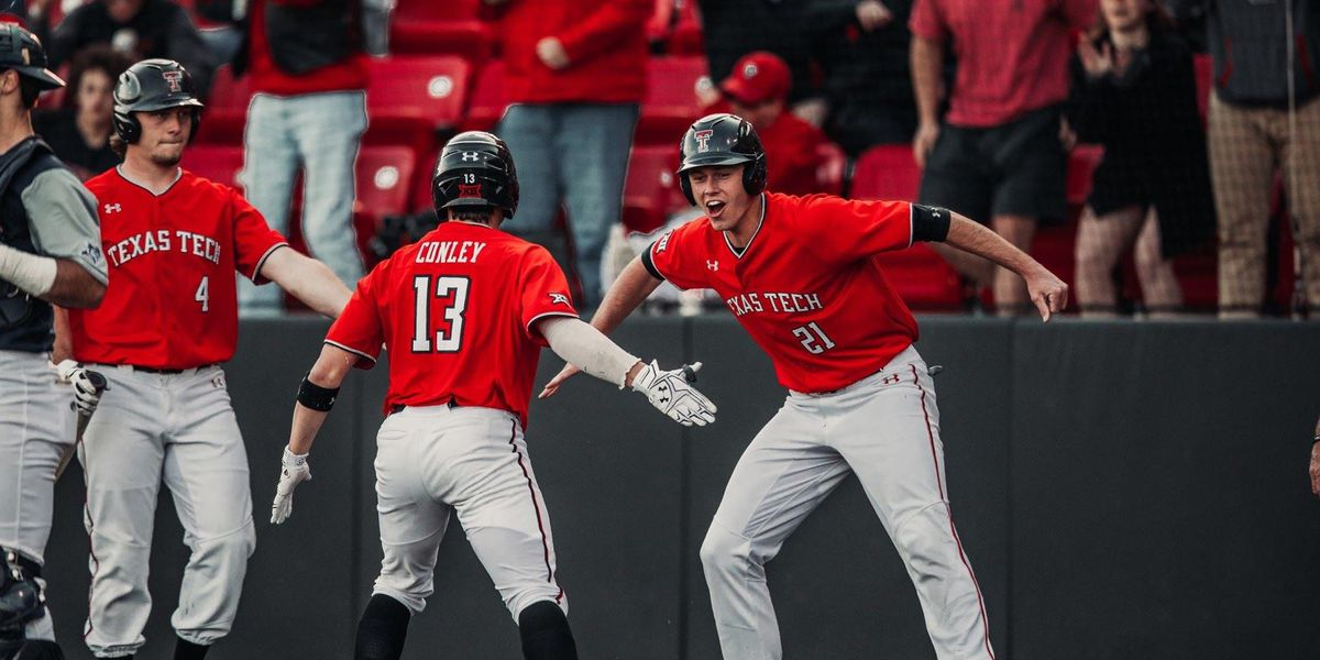 Big 12 baseball schedule announced