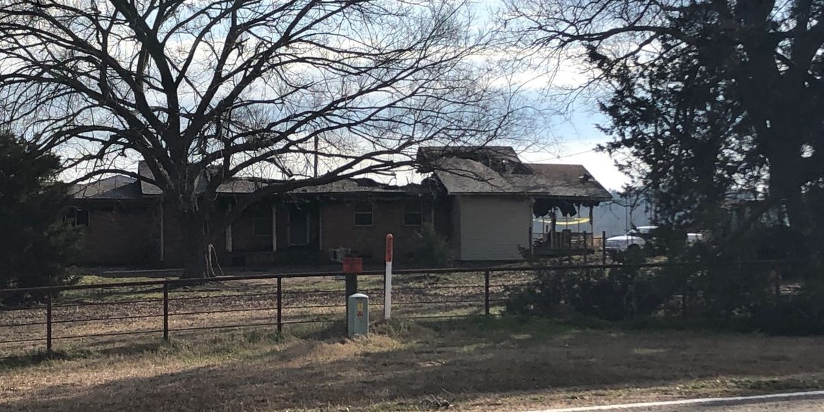 Victim of fatal Upshur County fire identified