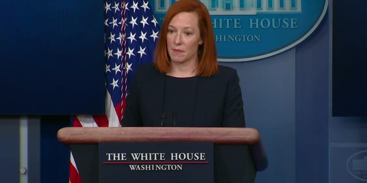 White House press briefing on increasing vaccine supply