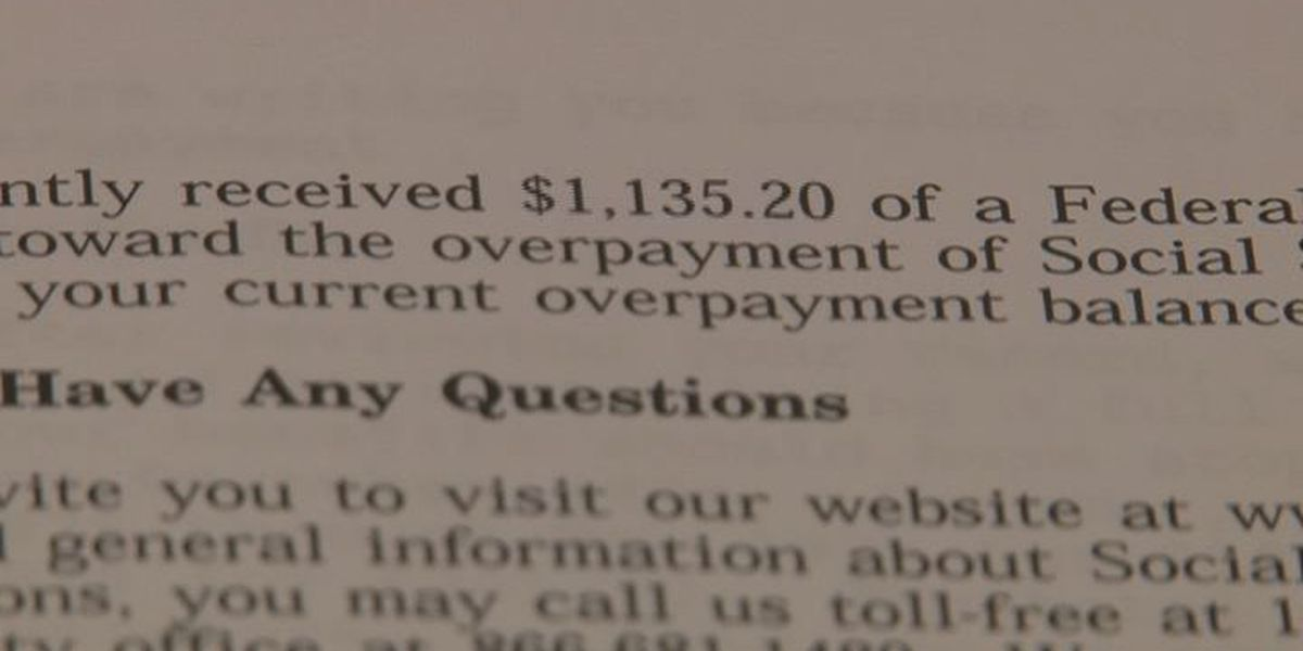 Social Security Administration withholds woman's tax return, cites their own 1975 mistake