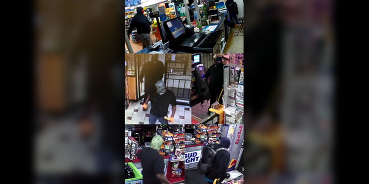 Tyler police investigating gas station burglaries believed to be connected