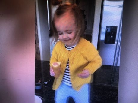 2-year-old's 'corn dog' dance to Beyonce goes viral