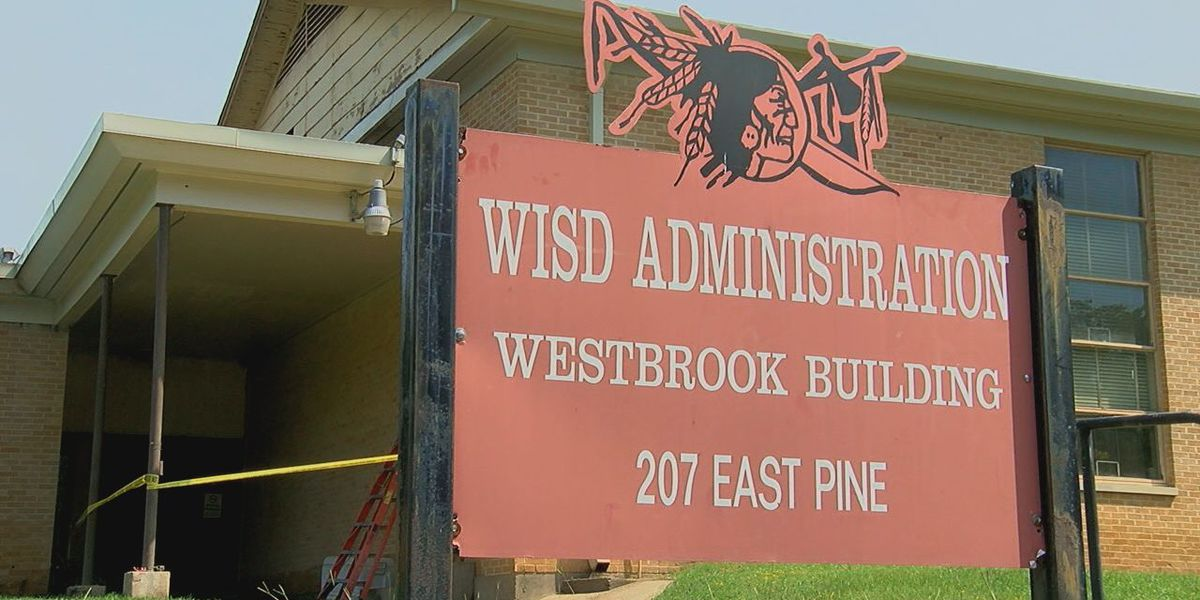 Technology saved from Winnsboro ISD administration center fire