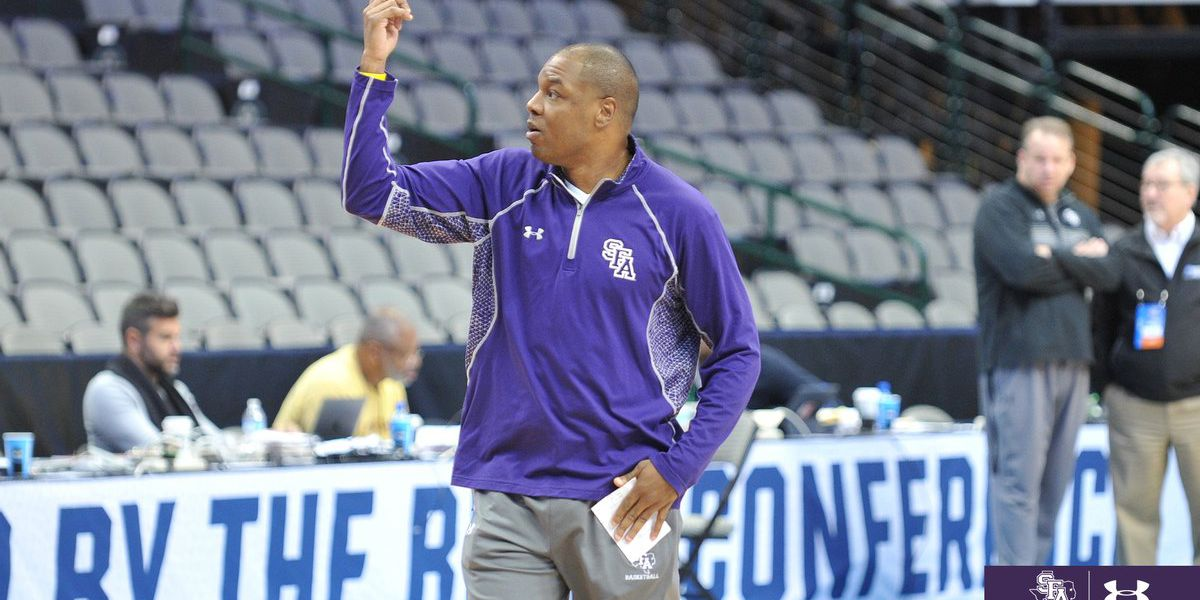 SFA basketball family optimistic for return of Coach Wade Mason