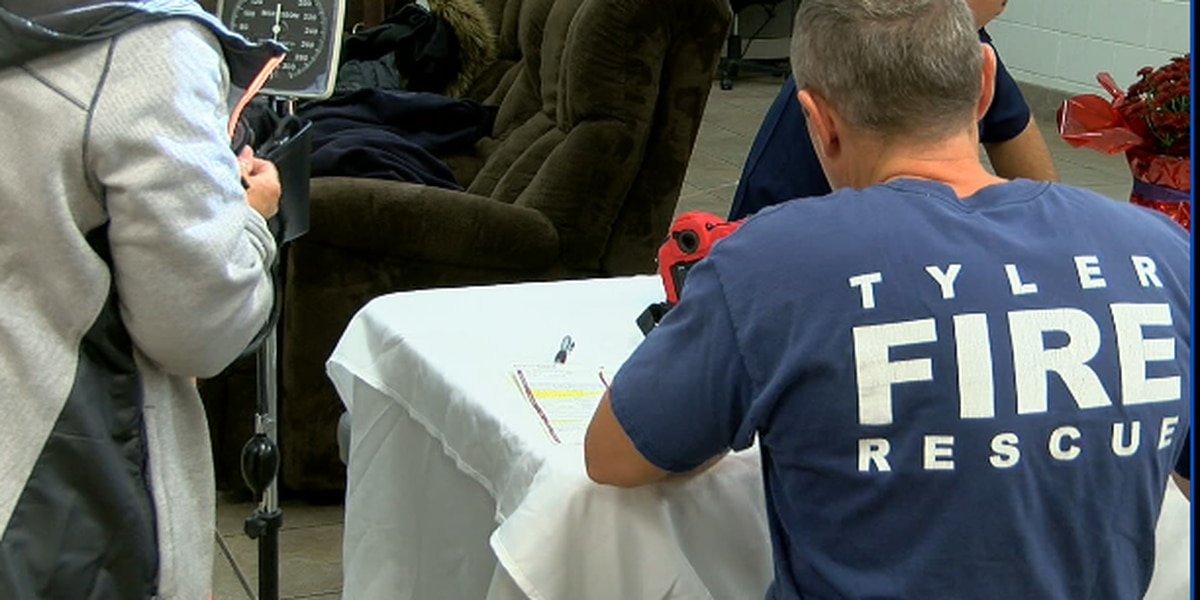 Doctor's study aims to fight heart disease in East Texas first responders