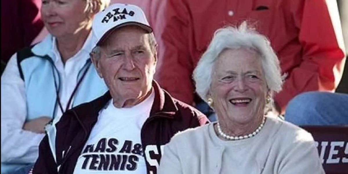 TJC vice provost shares memory of George H.W. Bush's visit at Texas A&M