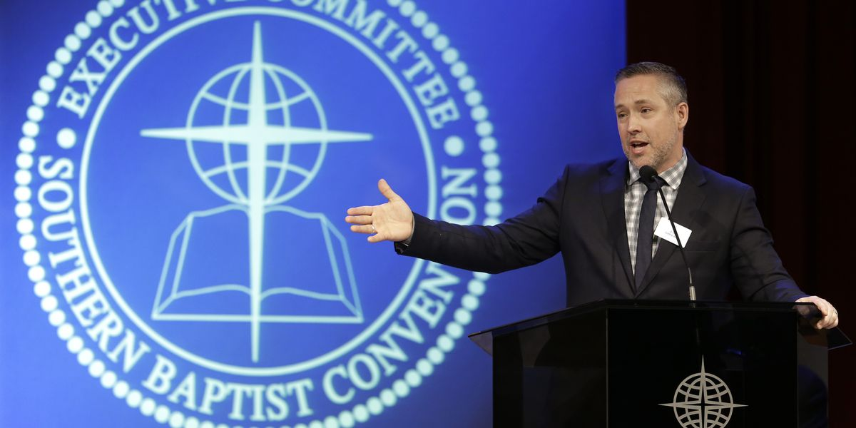 Some Southern Baptist Convention leaders dropping the word 'Southern' due to history of slavery