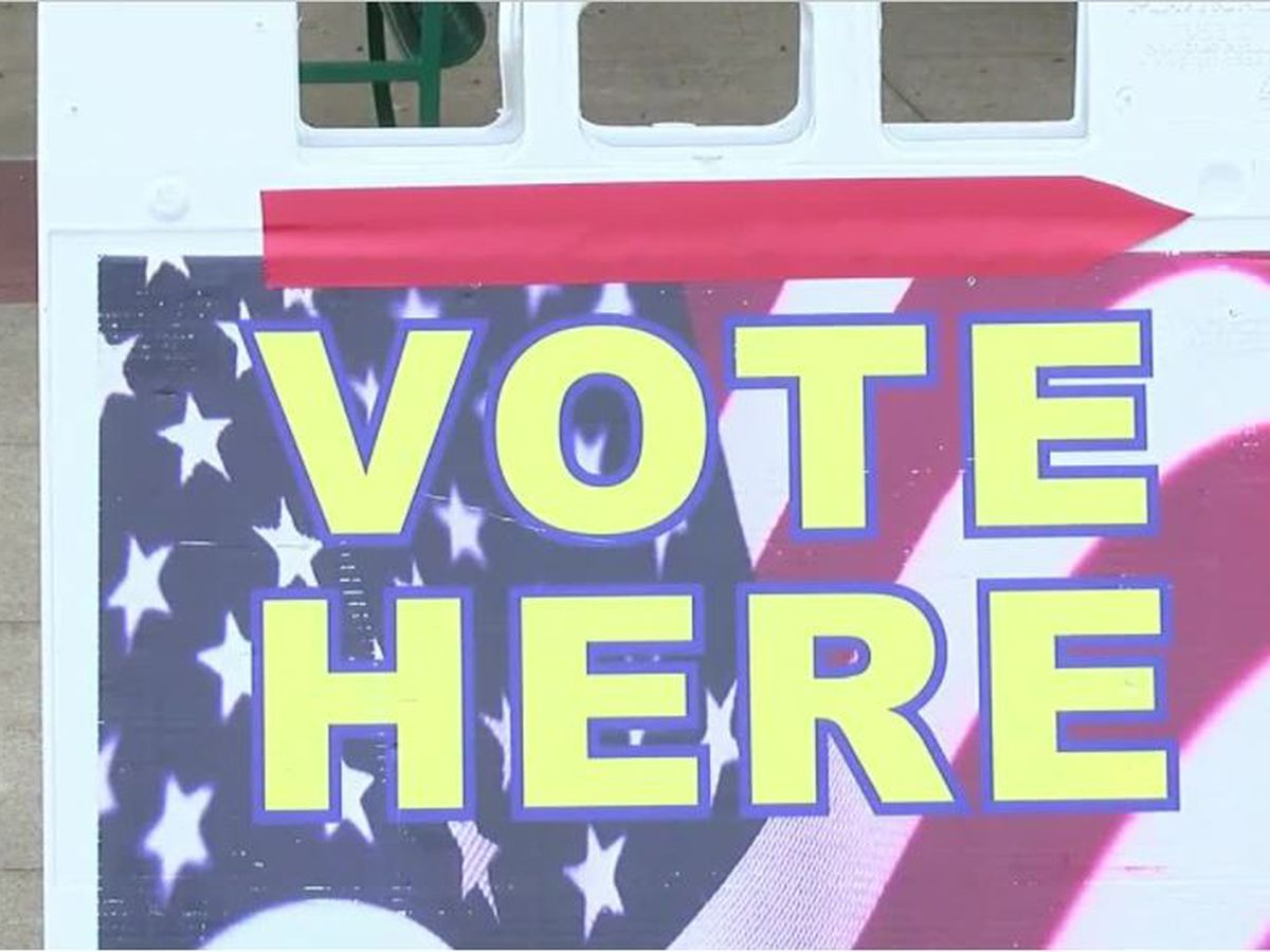Final weekend of early voting held in East Texas