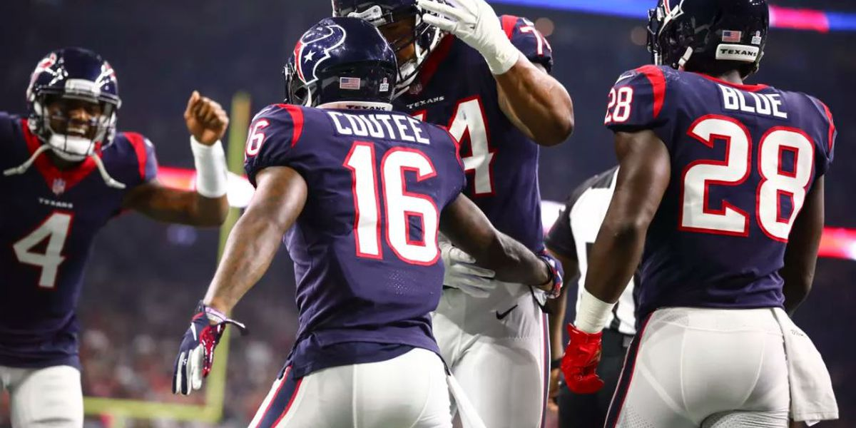 Coutee remains limited for Texans with nagging hamstring injury