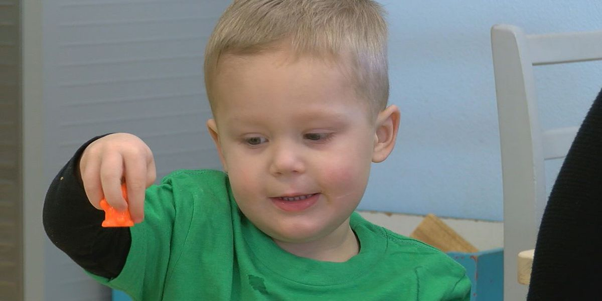 Spring Hill family raises over $65,000 for son's rare muscular disease