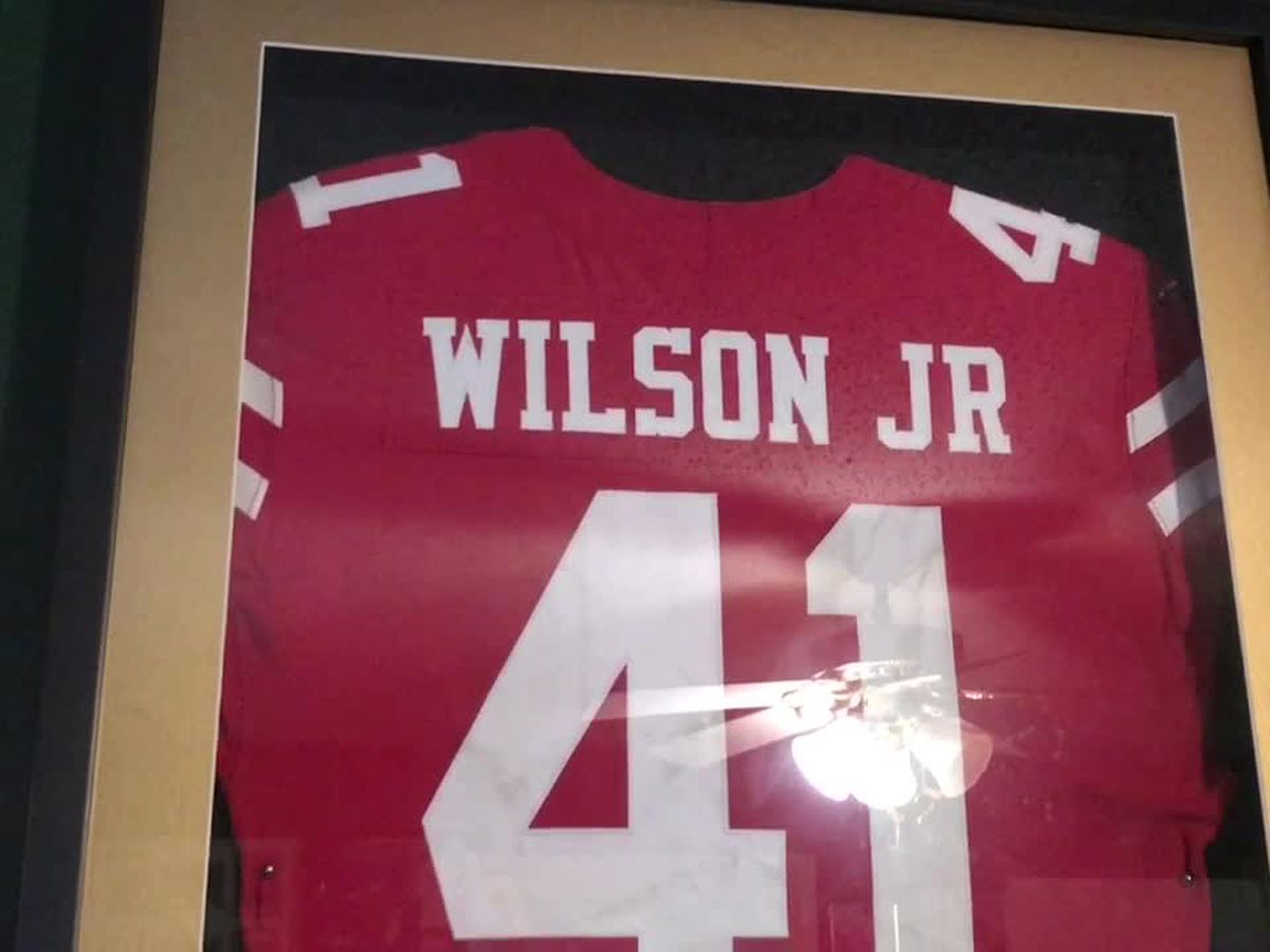 Jeff Wilson Jr. puts Elkhart on the map with Super Bowl appearance