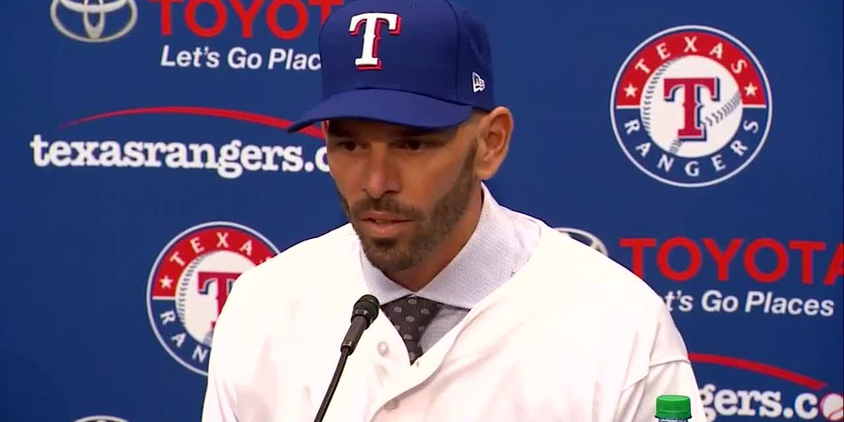Texas Rangers Name New Manager