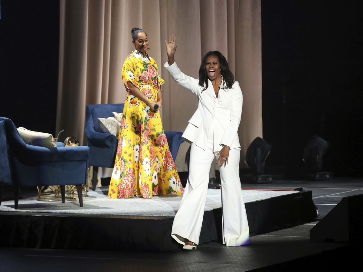 Mrs. Obama says 'Access Hollywood' tape led her to speak out