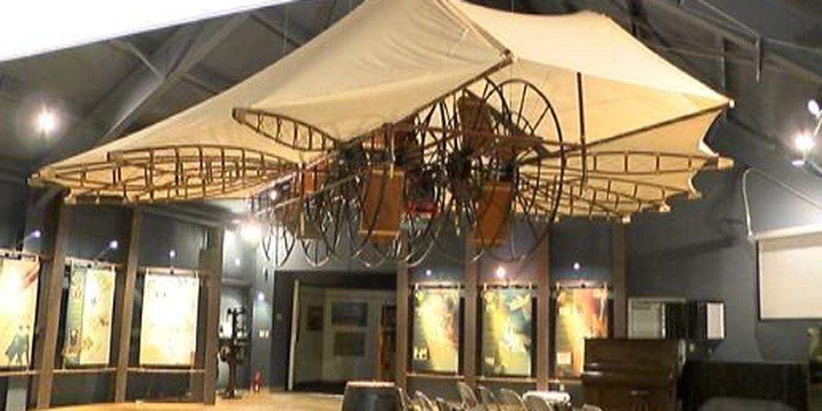 Amazing Ezekiel Airship on display in Pittsburg