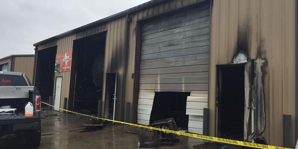 Structure fire on Old Jacksonville Friday night is being investigated