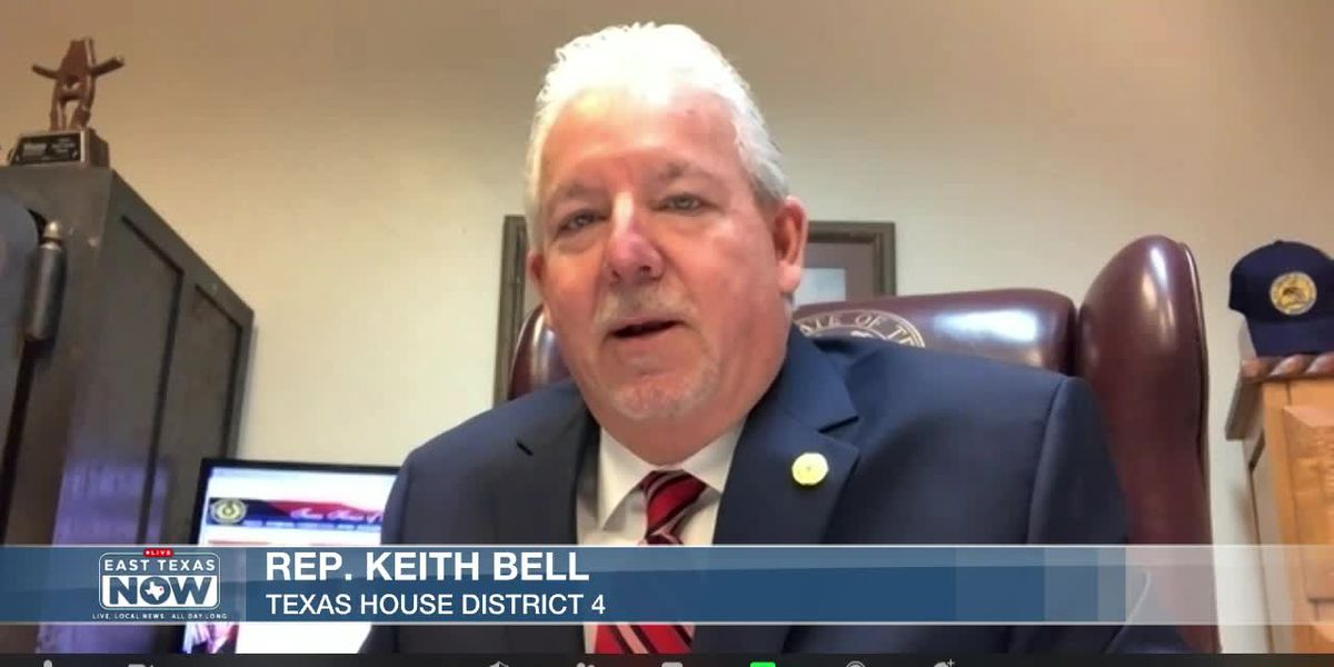 Rep. Bell's bill honoring 2 fallen Henderson County deputies passes in Senate committee