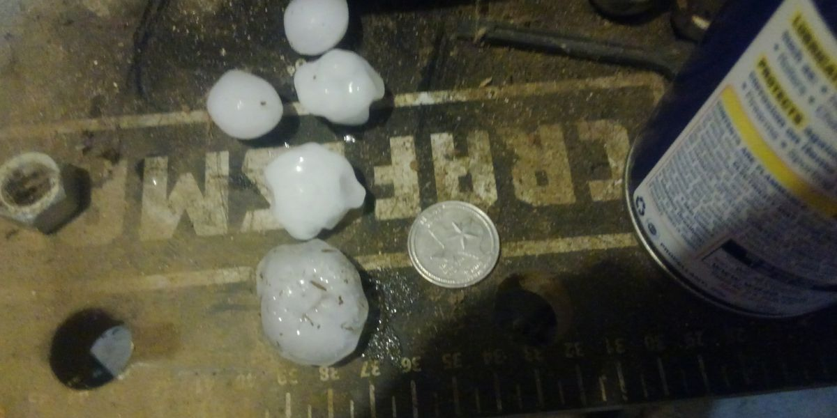 Severe weather leads to alerts, flooding in ETX