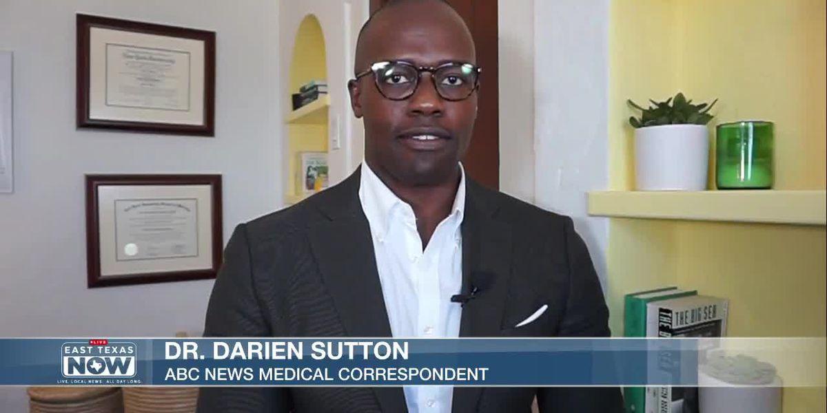 WATCH: ABC News Dr. Darien Sutton discusses vaccines, variants