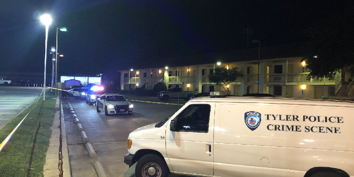 Suspect arrested after allegedly shooting woman in Tyler motel room