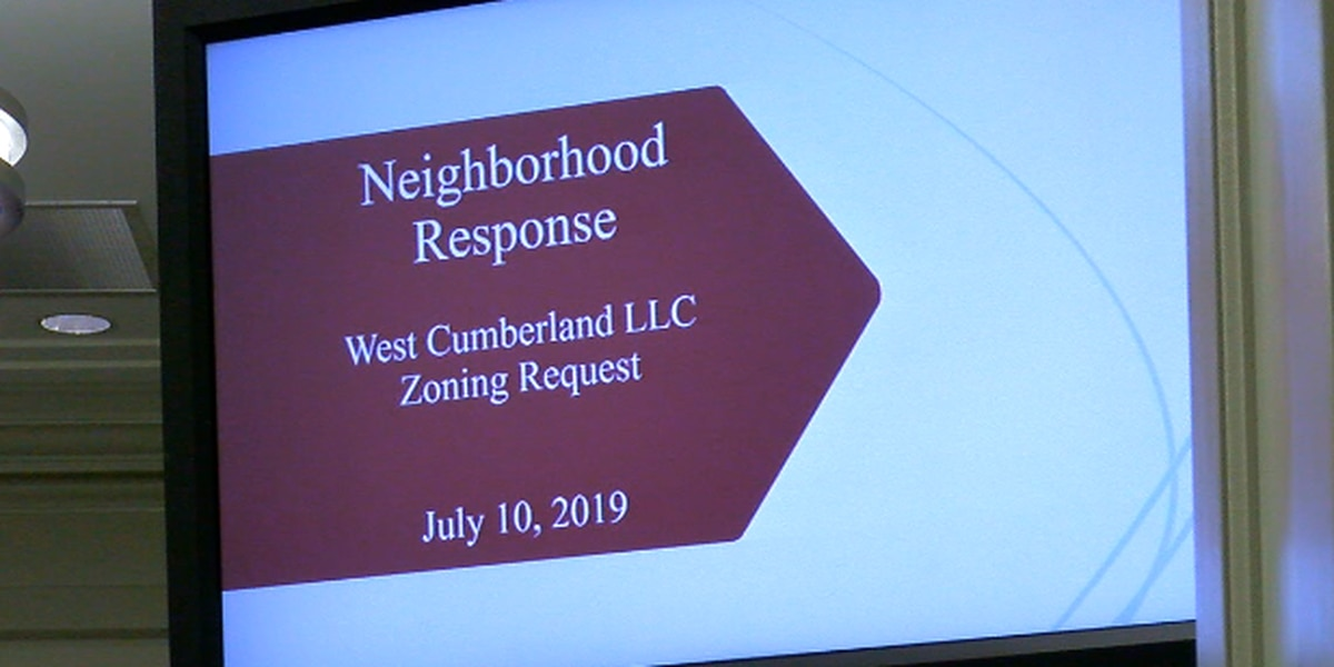 Community members voice concerns over rezoning at city council meeting