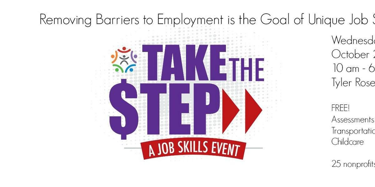 Removing barriers to employment goal of job skills event