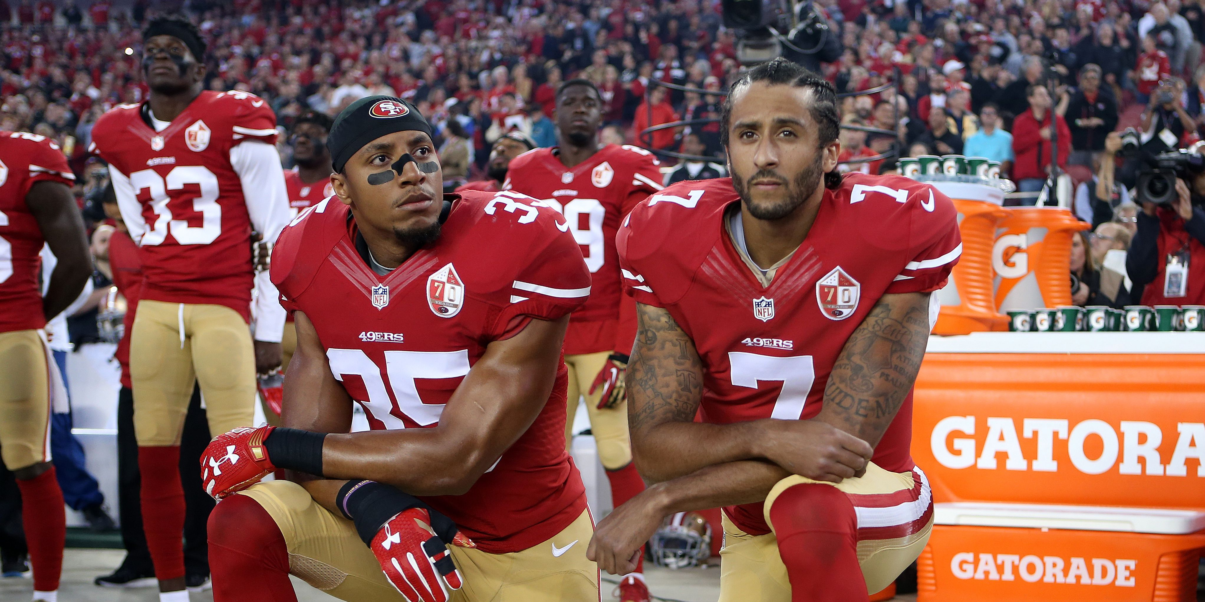 NFL, Colin Kaepernick settle collusion lawsuit