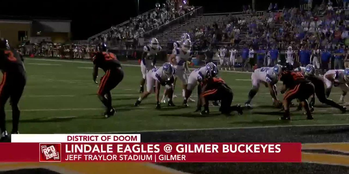Week 4: Lindale vs Gilmer