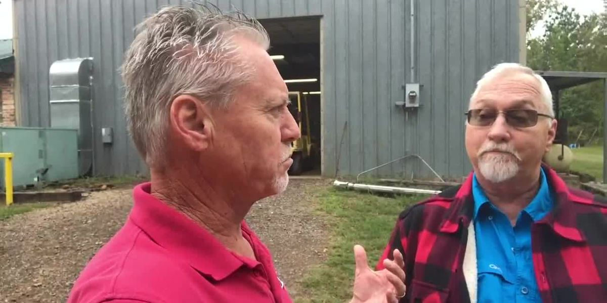 WEBXTRA: Upshur County man describes boom that shook his house Sunday afternoon