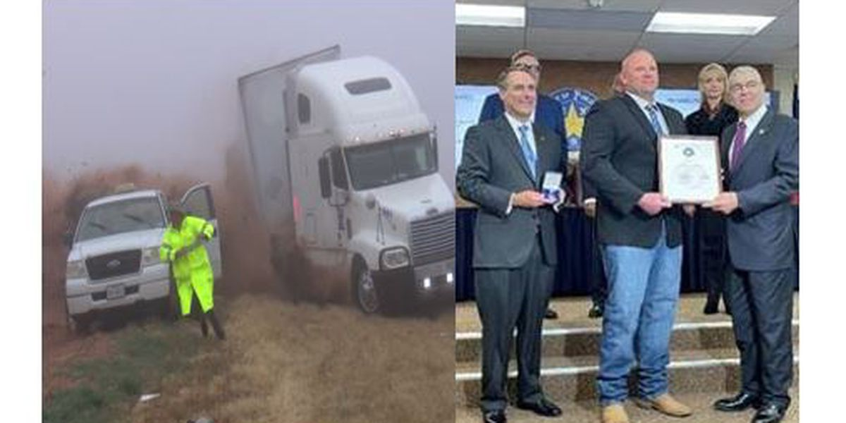 DPS recognizes Lubbock Sgt. Jerrod Burtnett with Purple Heart
