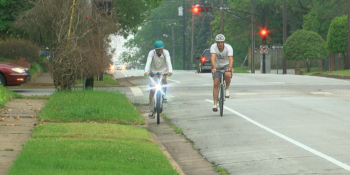 City of Tyler asking drivers, cyclists to be aware of their surroundings with new bike lanes
