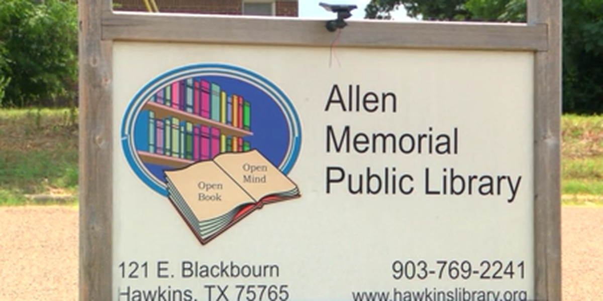 Volunteers, grant revitalize East Texas library