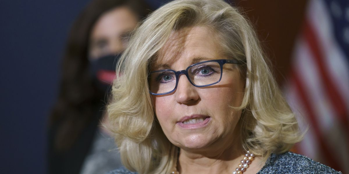 Liz Cheney says Trump and GOP backers threaten democracy