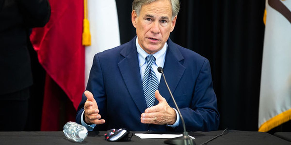 Gov. Abbott announces East Texas businesses can open to 75 percent capacity