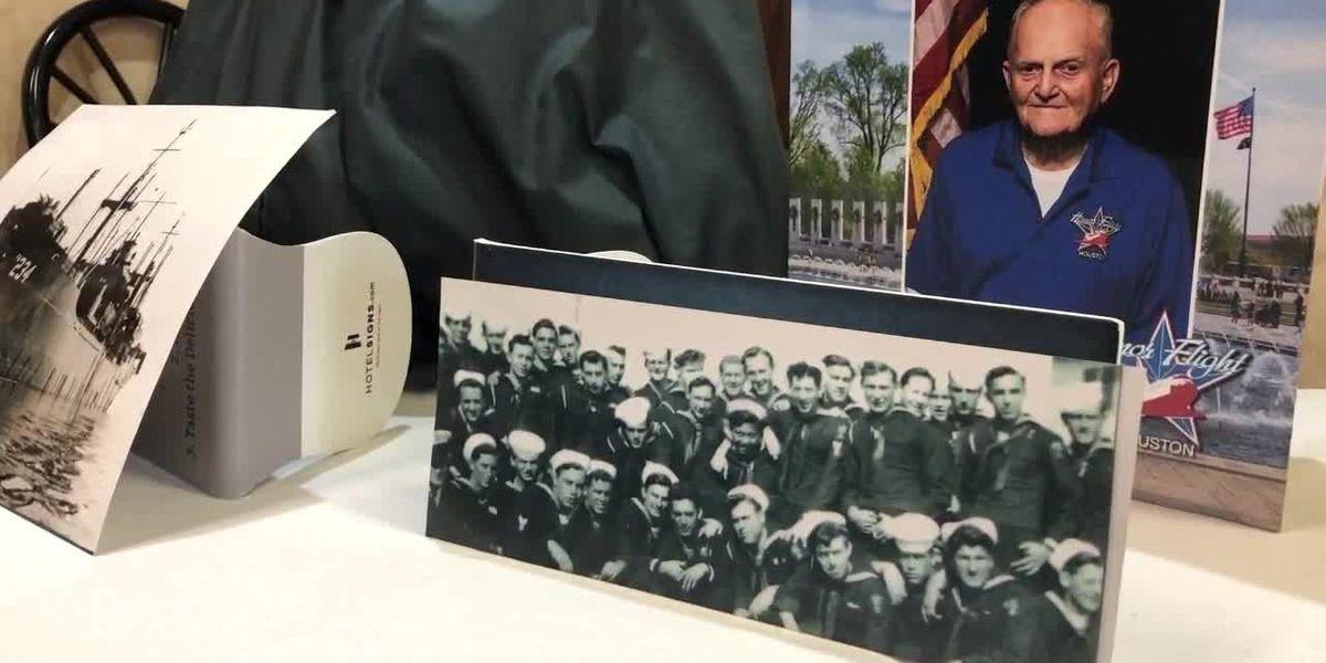 WEBXTRA: World War II veterans reunite in Tyler