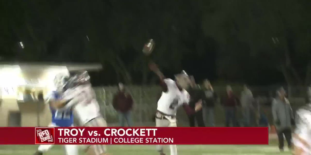 Week 13: Troy vs Crockett