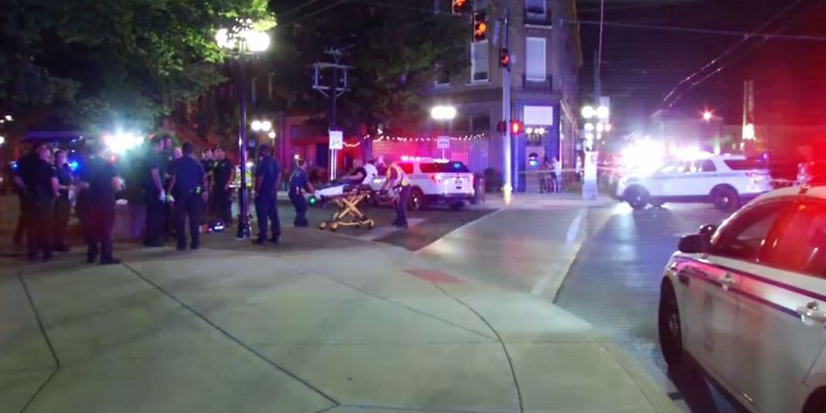 9 dead,16 injured in mass shooting in downtown Dayton, Ohio
