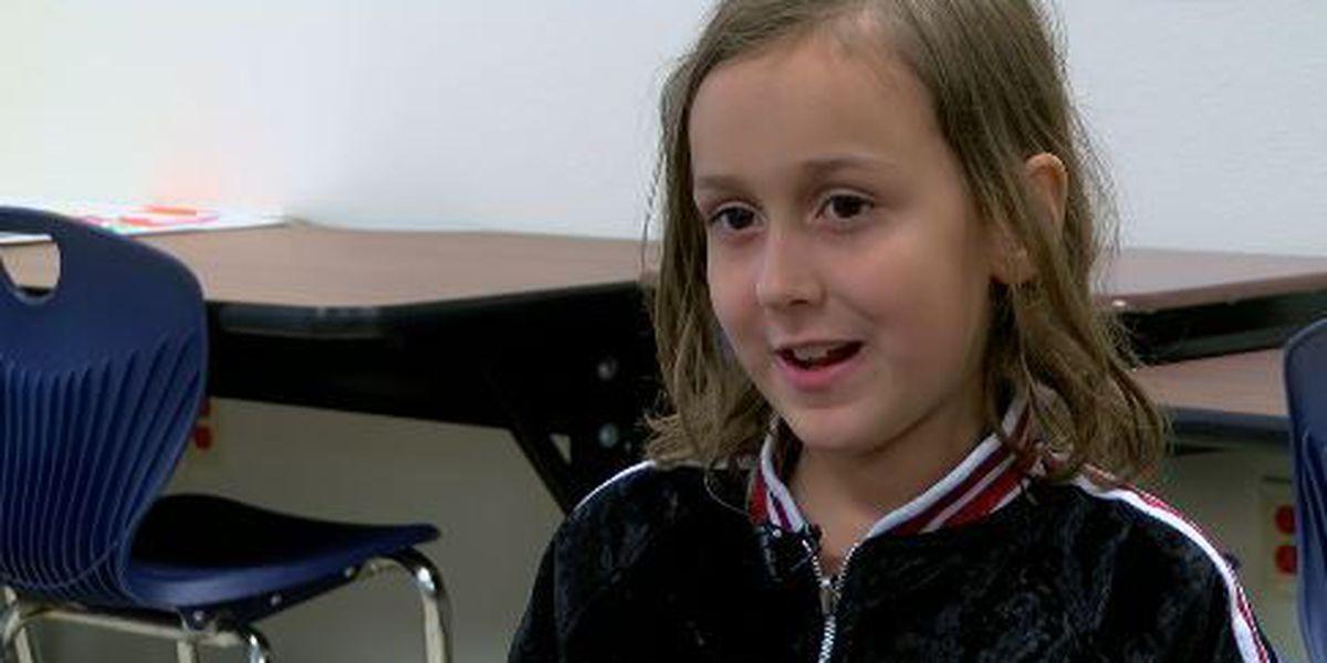 Rice Elementary teacher saves student's life